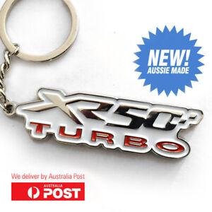 XR50 Turbo Ford Falcon KEYCHAIN Keyring