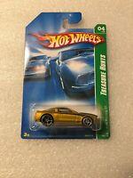 Hot Wheels 2008 Regular Treasure Hunt Ford Mustang GT VHTF NEW ON CARD B32