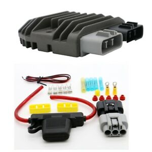 Regulator Rectifier Kit FH012AA Upgraded Version For SHINDENGEN MOSFET FH020AA