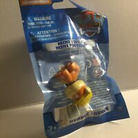 New Paw Patrol Rubble Sealed Little Mini Figurine