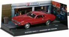 JAMES BOND KY05 1/43 MUSTANG MACH 1 DIAMONDS ARE FOREVER