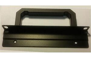 Silverstone RA02B Rackmount Case Ear Kit Steel Handle Grip (Pair)