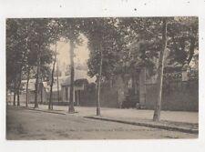 Fontainebleau Grille de l'Ancien Hotel de Gabrielle D'Estrees Postcard 974a