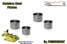 Ducati Brembo Goldline Front Brake Caliper Stainless Steel Pistons 1 pin type
