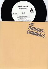 Thought Criminals OZ Reissue EP Hilton Bomber EX 2006 Ascension ANSI05 KBD punk