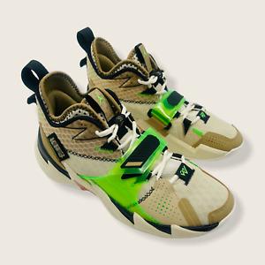 Jordan Why Not Zer0.3 Parachute Beige Basketball Shoes CD3003-200, Men's Size 9