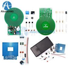 METAL DETECTOR KIT KIT elettronica corrente continua 3V-5V 60mm sensore senza contatto FAI DA TE KIT Shell