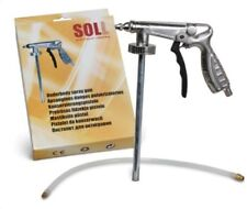 SOLL anti-corrosion underbody coating spray gun, for rust proofing&undercoating