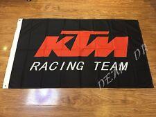 KTM Racing Banner 3x5 Feet 90x150cm