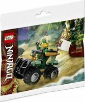 LEGO Ninjago 30539 Lloyds Quad - Polybag - Not on High Street - Sealed - New