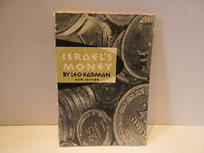 Israel's Money Volume IV By Leo Kadman 1948-1963 Soft Cover Printed in Israel