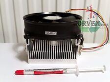 Genuine Akasa AK-860SF Heat Sink and Fan for AMD: AM2, AM2+, AM3, 939