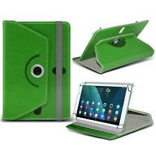 Giratorio piel artificial Soporte Tablet Funda Para Samsung Galaxy Note 10.1