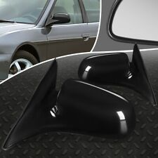 Manual Remote Side View Mirror LH Left Driver for 99-03 Mitsubishi Galant