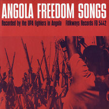 Various Artists, Upa Fighters - Angola Freedom Songs [New CD]