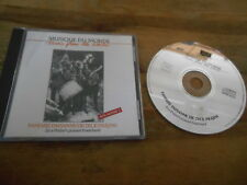 CD va musique du monde-Fanfare cubaine 2 (14) CHANSON: Buda Musique