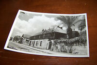 Rare Vintage RPPC Real Photo Postcard A3 Oldest House in St Augustine Florida