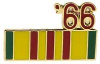 Vietnam 1966 Service Ribbon Hat or Lapel Pin H14797 D95