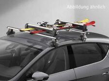 Original SEAT Skihalter, Snowboardhalter, Skiträger, 6 Paar Ski oder 4 Boards