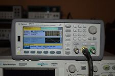 Agilent 33522A Dual Channel Arbitrary Function Waveform Generator 30MHz 250MS/s