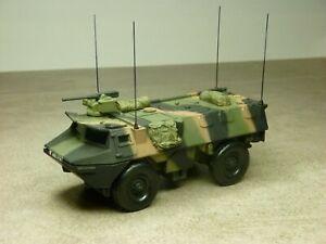Militaire Solido VAB 4x4 Soutien Char