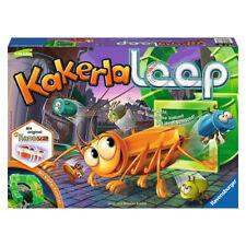 RAVENSBURGER Kinderspiel Kakerlaloop Würfellaufspiel Aktions Gesellschaftsspiel
