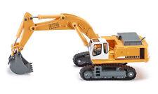SIKU Diecast Sk1874 Liebherr Hydraulic Excavator 1 87 Scale