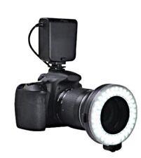 Macro Ring Flash Light set for Canon EOS M,100D,600D,650D,700D,60D,60Da,7D,6D,5D