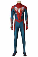 Spider-Man PS4 Outfits Jumpsuit Costume Cosplay Halloween