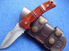 PUMA Messer Nicker Sammlermesser Gürtelmesser Jagdmesser 316309 NEU