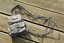 Mini sac à main, sac à dos cuir noir Daniel Ray