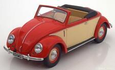 1:18 Minichamps VW 1200 Hebmüller Convertible 1949 red/creme