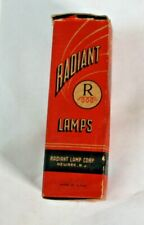 radiant projector lamp in box