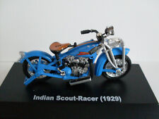 Indian Scout- Racer (1929), NewRay Motorrad Modell 1:32 (1)