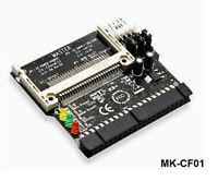 40-Pin IDE to Compact Flash (CF Type I, II and Micro Drive) Adapter -  MF-CF01