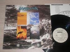 MARILLION - SEASONS END - LP 33 GIRI ITALY