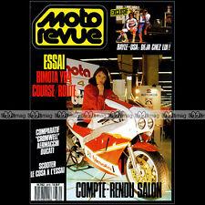 MOTO REVUE N°2870 BIMOTA YB4 VESPA 125 COSA DUCATI 250 MACH1 JEAN-MICHEL BAYLE