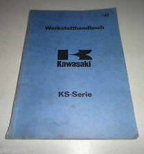 Workshop Manual Kawasaki Ks 125 / Ks 175 ab 1974