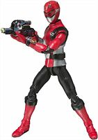 Bandai S.H. Figuarts Tokumei Sentai Go-Busters Red Buster Action Figure