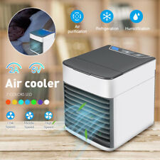 Mini Air Conditioner Cooler Cooling Usb Fan Humidifier Purifier / Swimming Pool