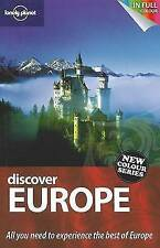 """""""AS NEW"""" Discover Europe (AU and UK) (Lonely Planet Discover Guides), Dunford, L"""