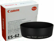Canon ES-62 Lens Hood fits EF 50mm f/1.8 II - New UK Stock