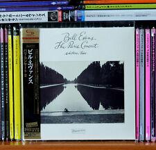 Bill Evans - The Paris Concert Edition Two Japan Mini LP SHM CD 24bit / NEW OOP
