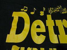 Vintage DETROIT Michigan High Shool HONOR CHOIR 1998 T Shirt FREE Shipping Large