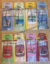 Yankee Candle Car Jar Air Freshner Paperboard 3 Assorted Scents You choose