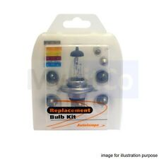 VW European Driving Car Emergency Spare Auto Bulb Fuse Kit 13 pieces Set TEP07