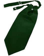 New Mens Satin Cravat Tie Victorian Dickens Formal Ascot TUXXMAN All Colors