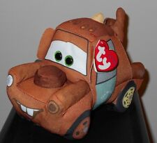 """Ty Beanie Babies Baby ~ Disney/Pixar CARS 3 - MATER the Tow Truck 6"""" ~ 2017 NEW"""