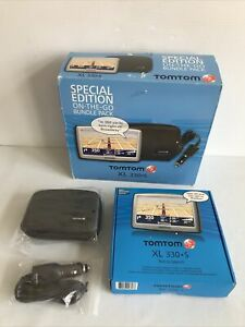 "TomTom XL 330S Car GPS Set 2013 USA Canada North America Maps 4.3"" Touch LCD NEW"