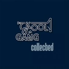 Kool & The Gang COLLECTED 180g LIMITED Numbered NEW TURQUOISE COLORED VINYL 2 LP